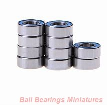 5mm x 11mm x 5mm  ZEN sf685-2z-zen Ball Bearings Miniatures