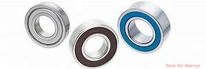 12mm x 28mm x 8mm  FAG 6001-c-2hrs-c3-fag Radial Ball Bearings