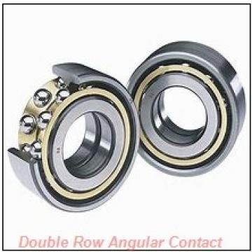 45mm x 85mm x 30.2mm  NSK 3209jc3-nsk Double Row Angular Contact Bearings