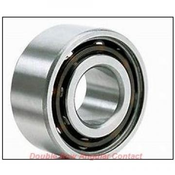 60mm x 110mm x 36.5mm  QBL 3212nrjc3-qbl Double Row Angular Contact Bearings