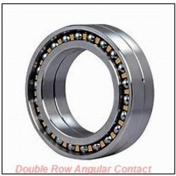 55mm x 100mm x 33.3mm  QBL 3211a-qbl Double Row Angular Contact Bearings