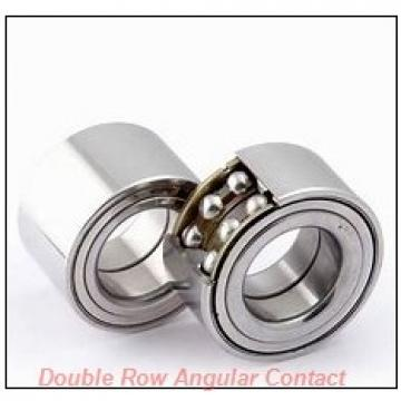 45mm x 85mm x 30.2mm  FAG 3209-b-2hrs-tvh-fag Double Row Angular Contact Bearings