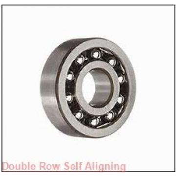 120mm x 215mm x 42mm  FAG 1224-m-fag Double Row Self Aligning Bearings