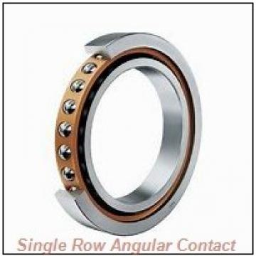 55mm x 100mm x 21mm  FAG 7211-b-jp-ua-fag Single Row Angular Contact Bearings