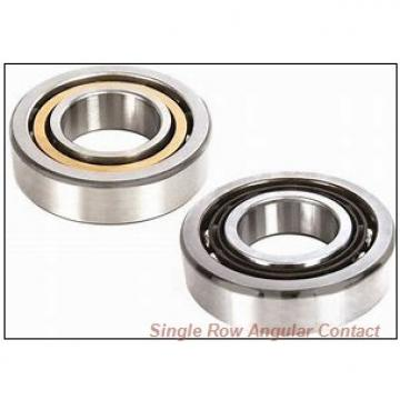 75mm x 130mm x 25mm  FAG 7215-b-mp-p5-uo-fag Single Row Angular Contact Bearings