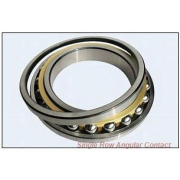 70mm x 125mm x 24mm  FAG 7214-b-tvp-p5-uo-fag Single Row Angular Contact Bearings