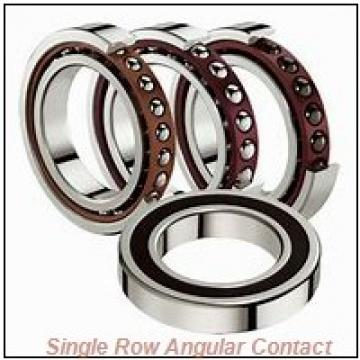 2 Inch x 4.5 Inch x 1.063 Inch  Hoffmann ms15ac-hoffmann Single Row Angular Contact Bearings