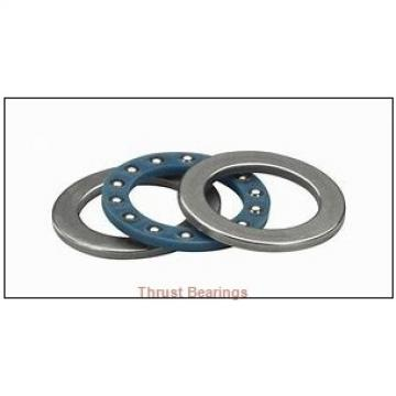 160mm x 270mm x 87mm  QBL 51332m-qbl Thrust Bearings