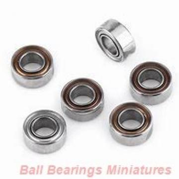 6mm x 13mm x 5mm  SKF w628/6r-2z-skf Ball Bearings Miniatures