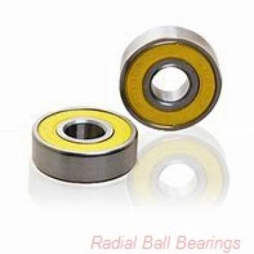 60mm x 110mm x 22mm  NSK bl212-nsk Radial Ball Bearings